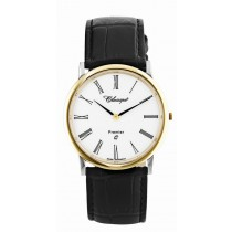 Gents Leather Band Watch