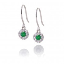 Emerald and Diamond Drops