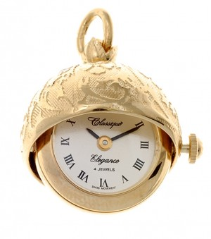 Bell Ball Pendant Watch