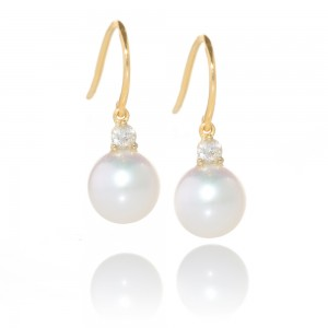 Pearl and Diamond Drops