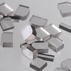 Rough CVD crystals