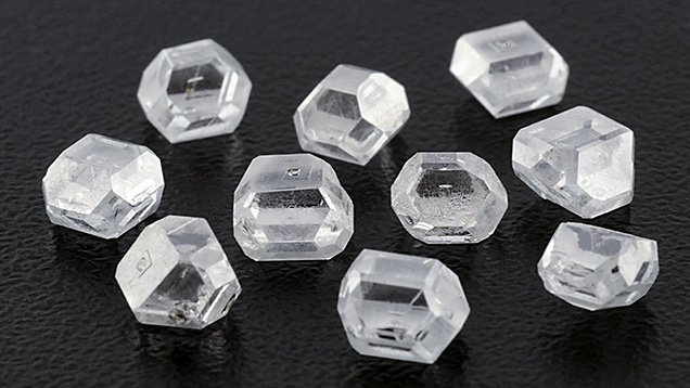 Natural versus Synthetic Diamonds
