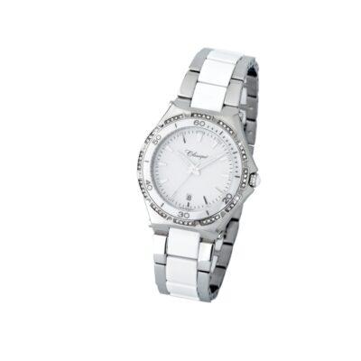 Ladies White Ceramic Watch
