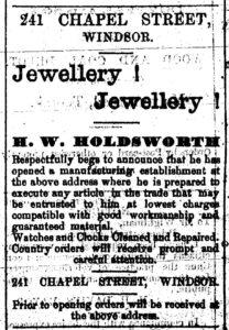 Prahran Chronicle 19.9.1884