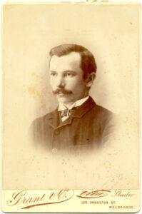 HW Holdsworth 1892