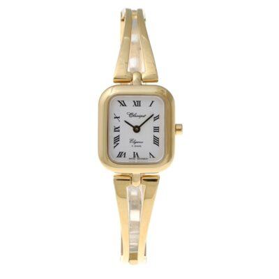 Half Bangle Watch