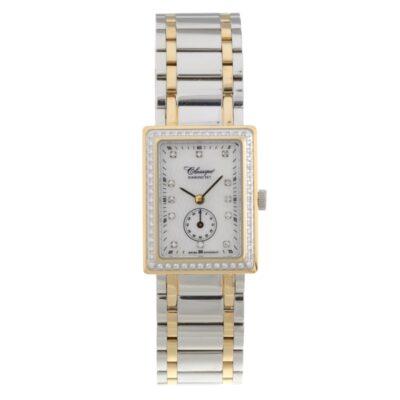 Two-tone Diamond Set Watch