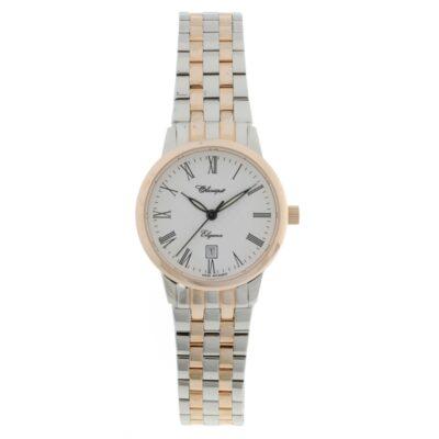 Ladies Two-tone Bracelet Watch