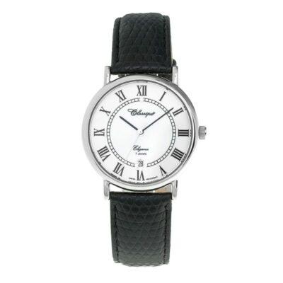 Elegance Steel Watch