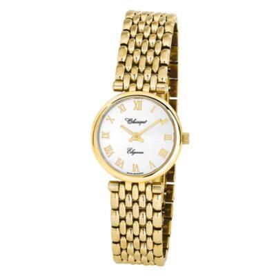 Gold Dress Watch