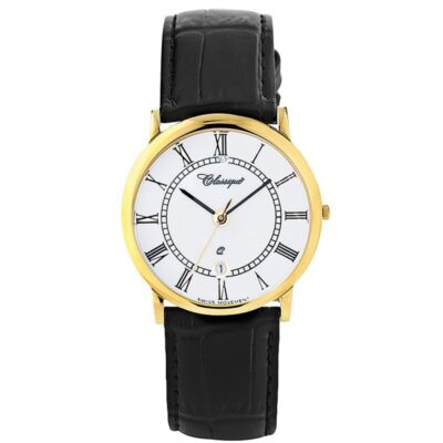 Gold Elegance Watch