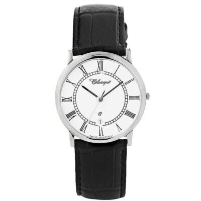 Steel Elegance Watch