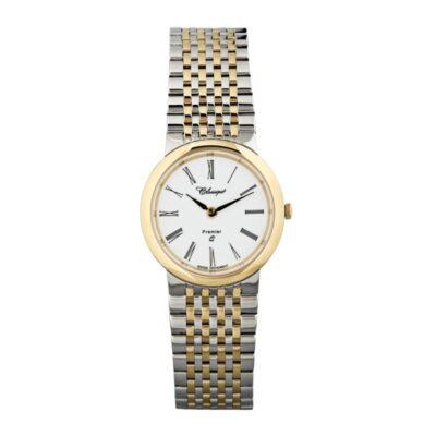 Two Tone Dress Watch