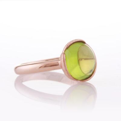 Peridot Garden Ring