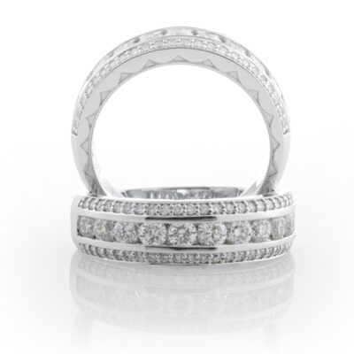 Channel Set Dream Ring