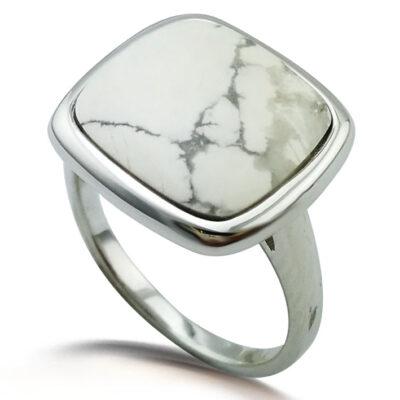 Cushion Shaped Ring