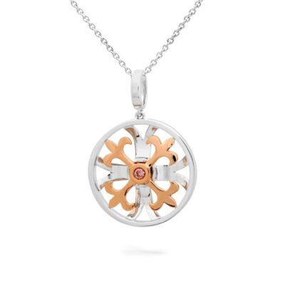 Argyle Reversible Celtic Cross