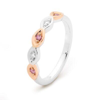 Argyle Stacker Ring