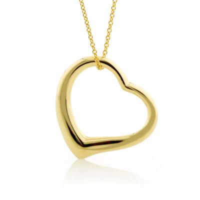 Open Hearts Pendant