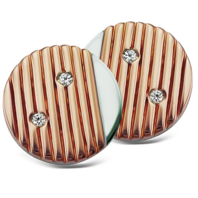 Two-Tone Disc Studs