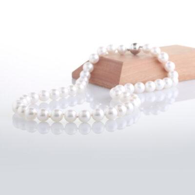 Akoya Culuted Pearl Strand