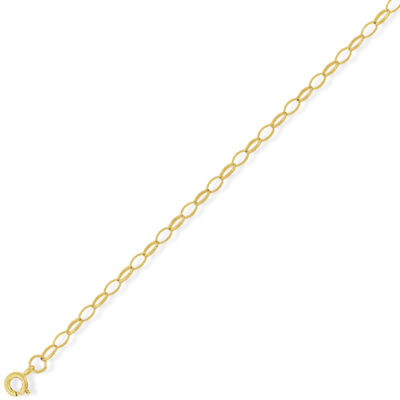 Oval Belcher Bracelet