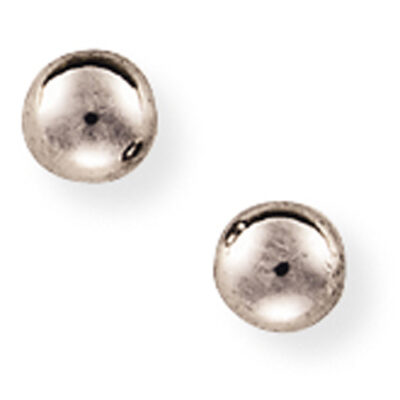 5mm Ball Stud Earrings
