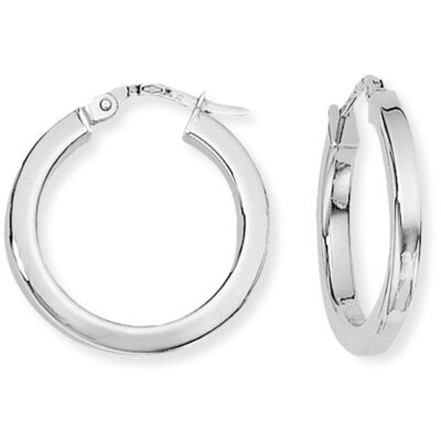 Square Tube Round Hoops