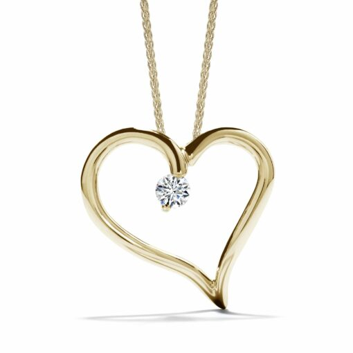 Amorous Heart Necklace