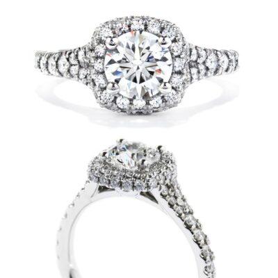 Acclaim Engagement Ring