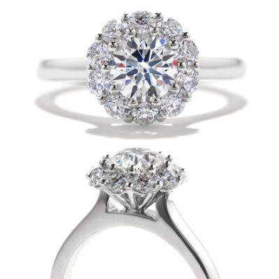 Beloved Open Gallery Ring
