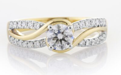Gold Engagement Rings Guide