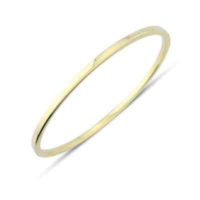 Minimalist Gold Bangle