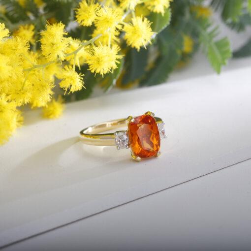 Mandarin Garnet trilogy