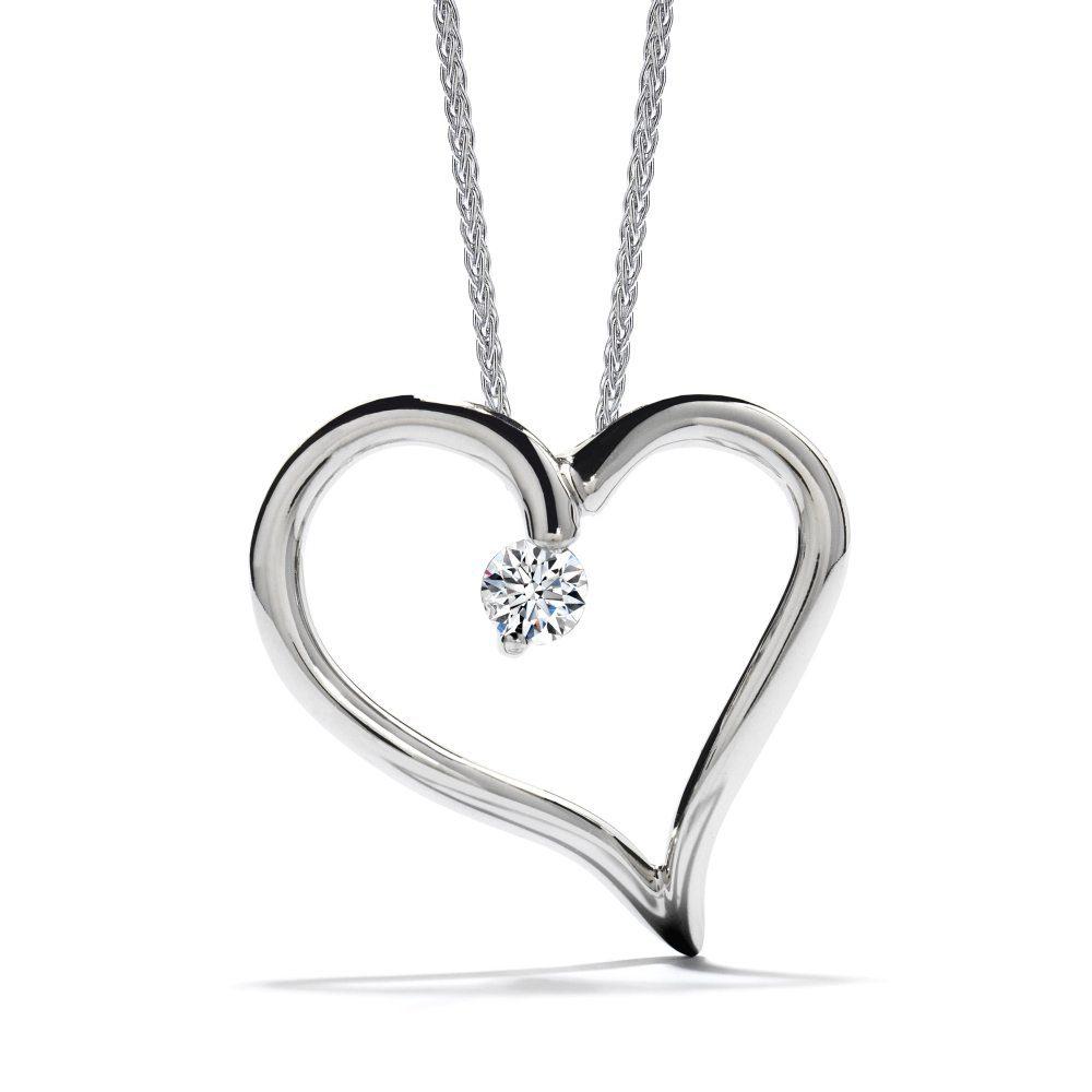 Amorous Heart Pendant